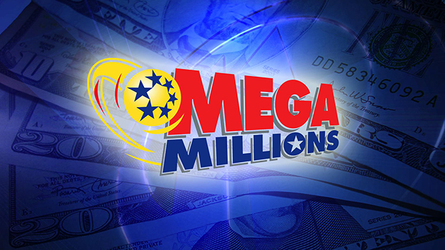 Numbers for Tuesday night's Mega Millions lottery drawing