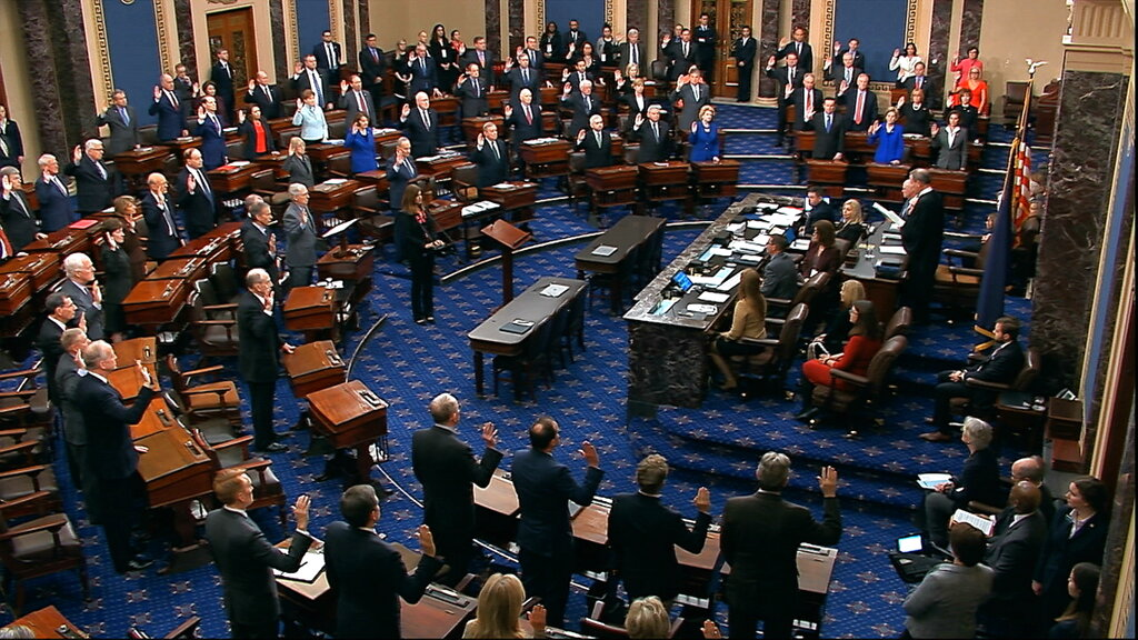 Impeachment Trial Day One: What time, what channel, trial ...