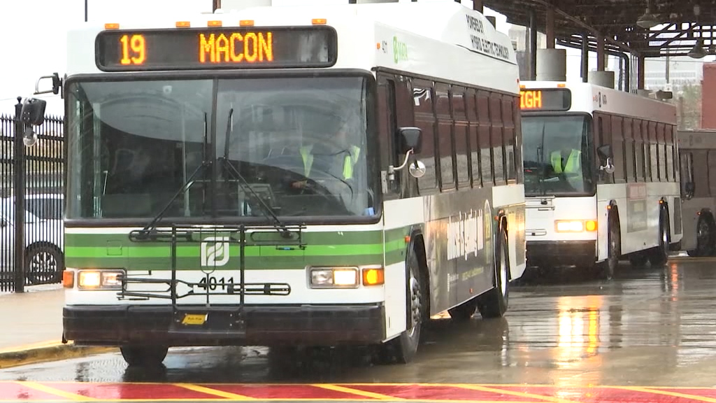 MATA services change to Sunday schedule, officials say