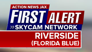 Riverside (Florida Blue) First Alert Skycam timelapse