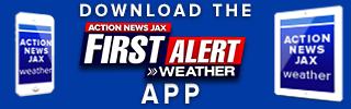 Action News Jax First Alert Weather App