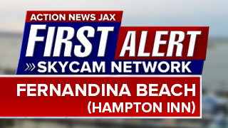 Fernandina Beach (Hampton Inn) First Alert Skycam timelapse