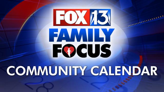 FOX13-Family-Focus-Community-Calendar