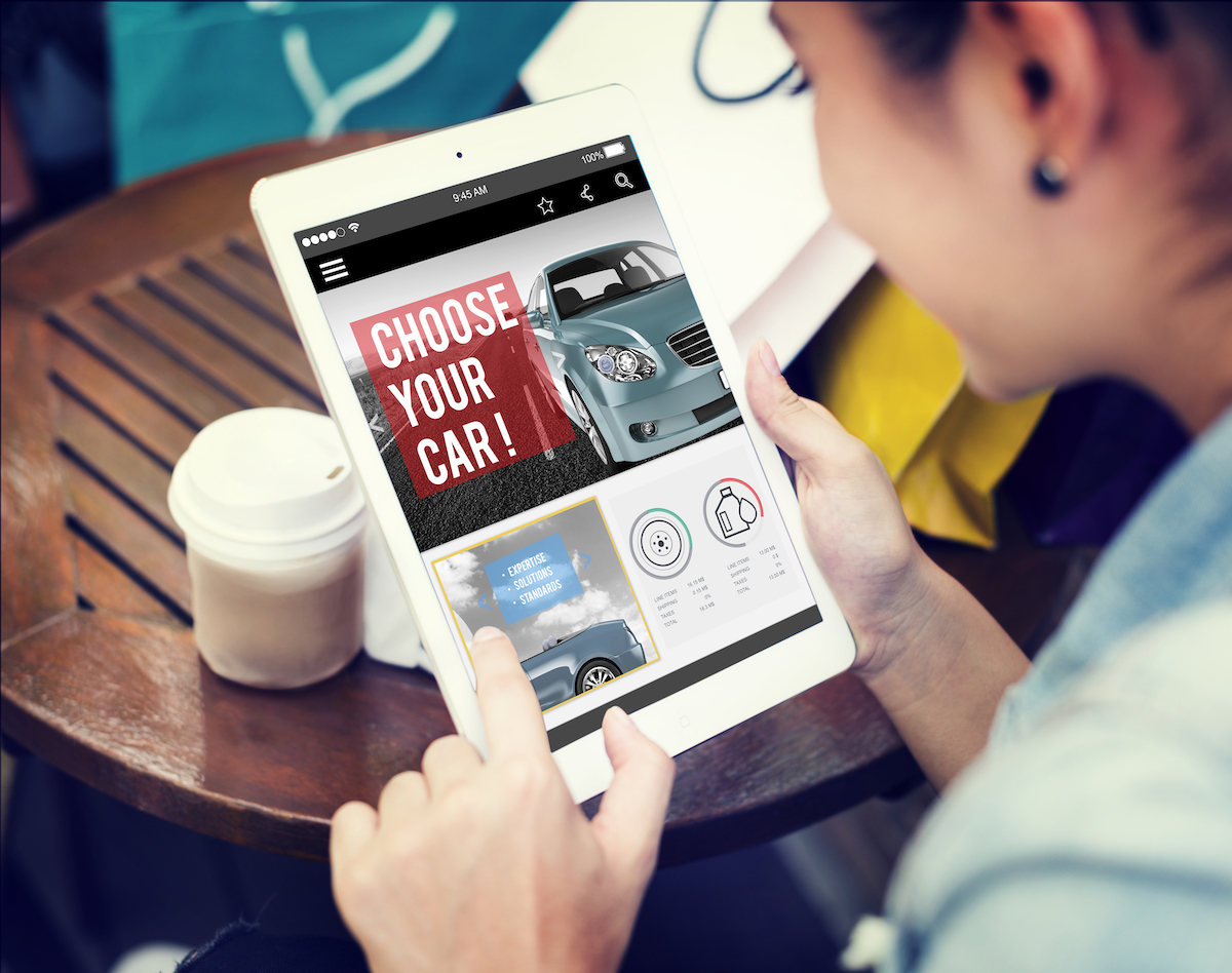 Buying car online during covid19